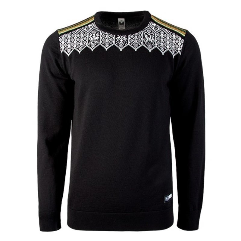 Dale of Norway Lillehammer Masculine Sweater L Black