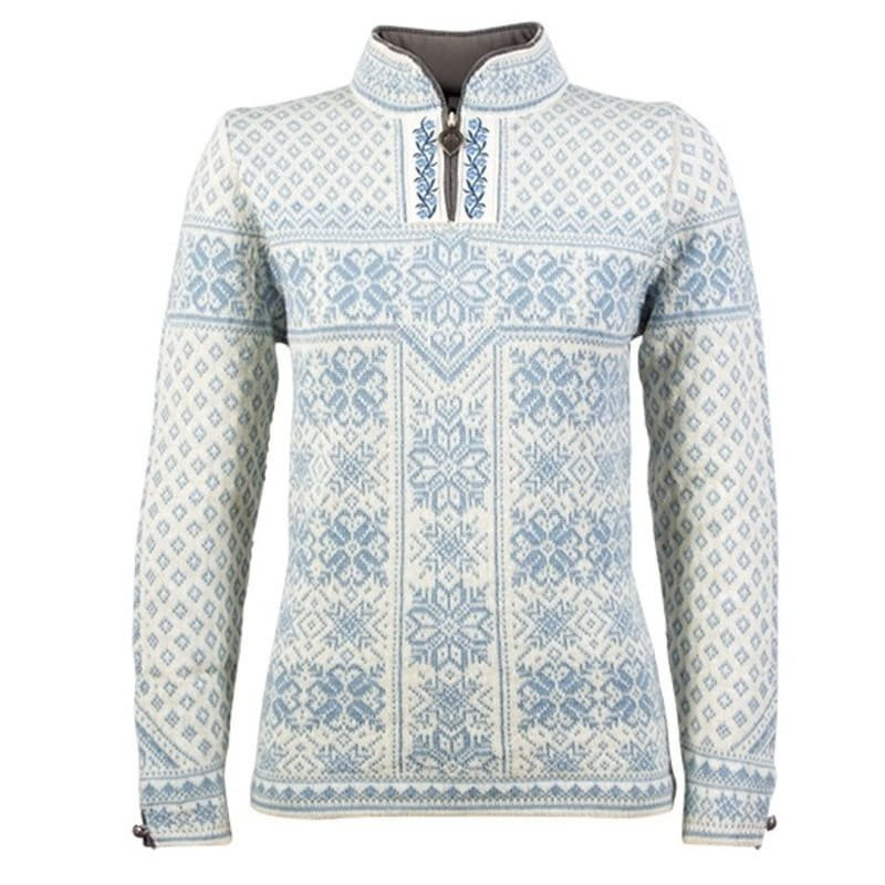 Dale of Norway Peace Feminine Sweater S Offwhite