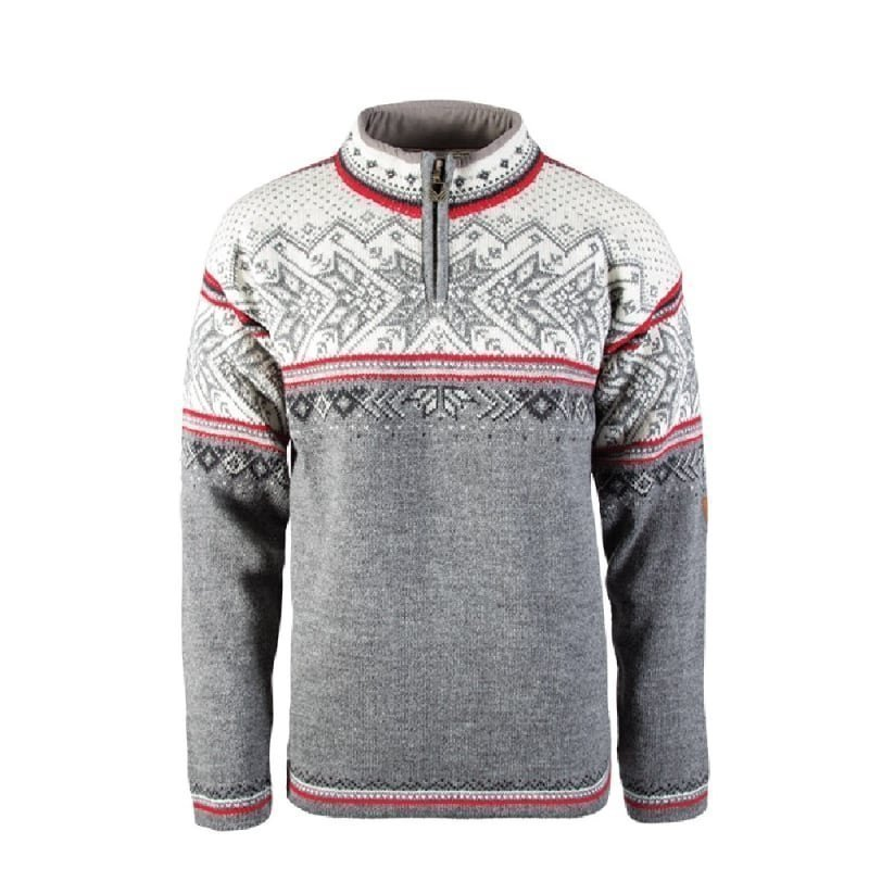 Dale of Norway Vail XXL Smoke/raspberry/off white/dark