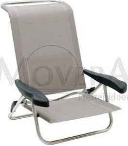Deluxe Beach Chair rantatuoli