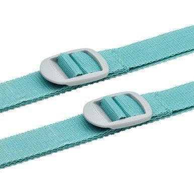 Design Go 2 Luggage Straps tunnisteremmit sininen