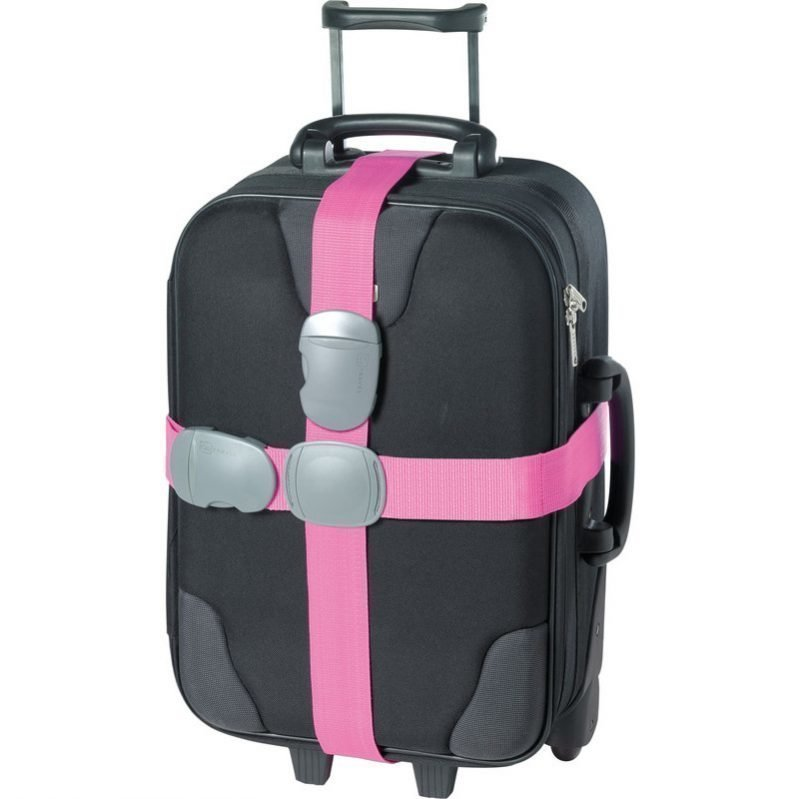 Design Go 2 Way Strap tunnisteremmi pinkki