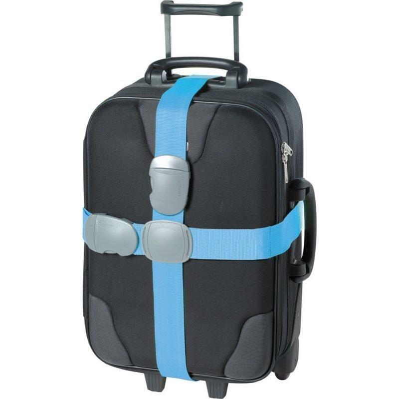 Design Go 2 Way Strap tunnisteremmi sininen