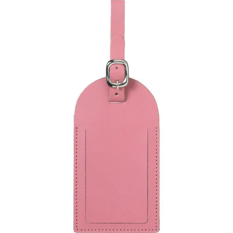 Design Go My Glam Tag tunnistelaatta pinkki
