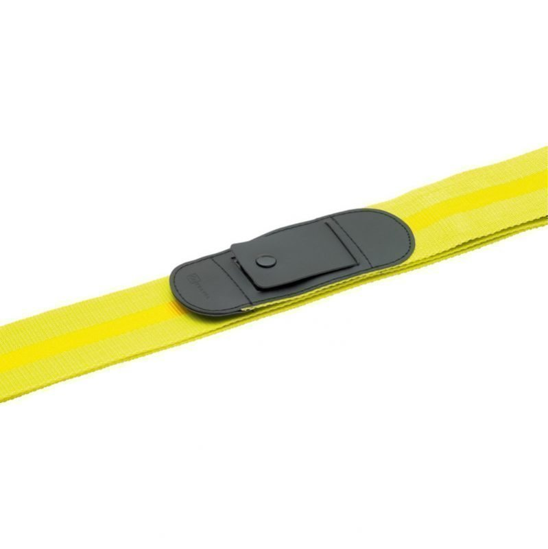 Design Go One Touch tunnisteremmi keltainen