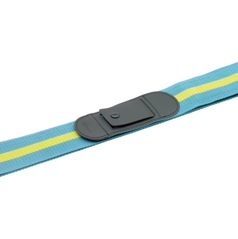 Design Go One Touch tunnisteremmi sinikelt.