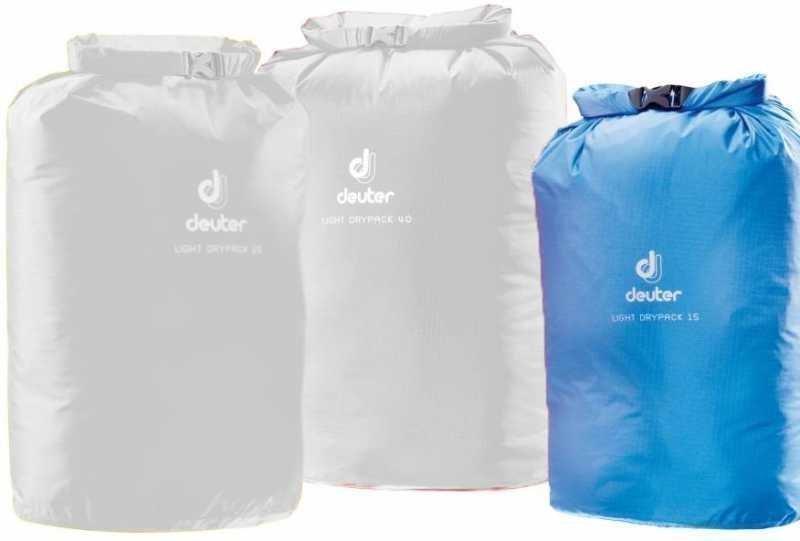 Deuter Light Drypack 15 Sininen