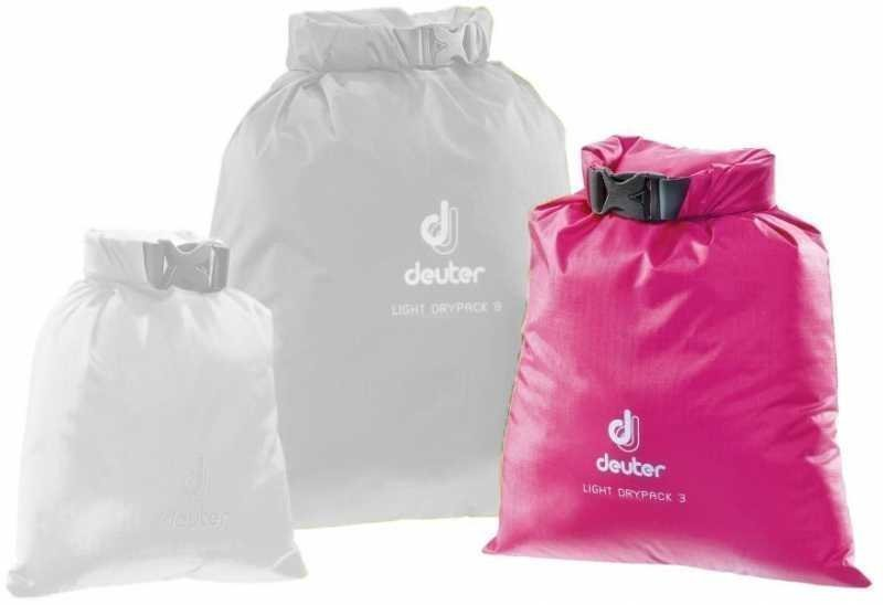 Deuter Light Drypack 3 Punainen