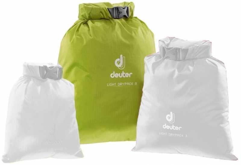 Deuter Light Drypack 8 Vihreä