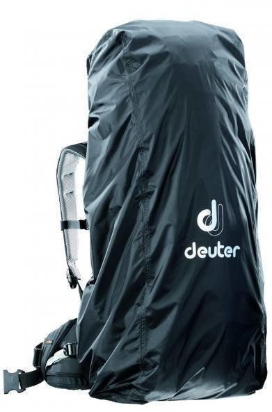 Deuter P Raincover III Musta