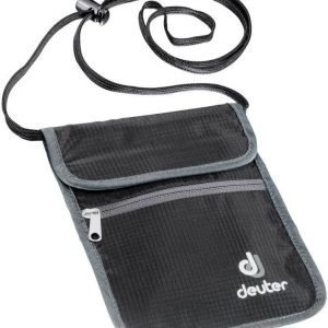 Deuter P Security Wallet II Musta/harmaa