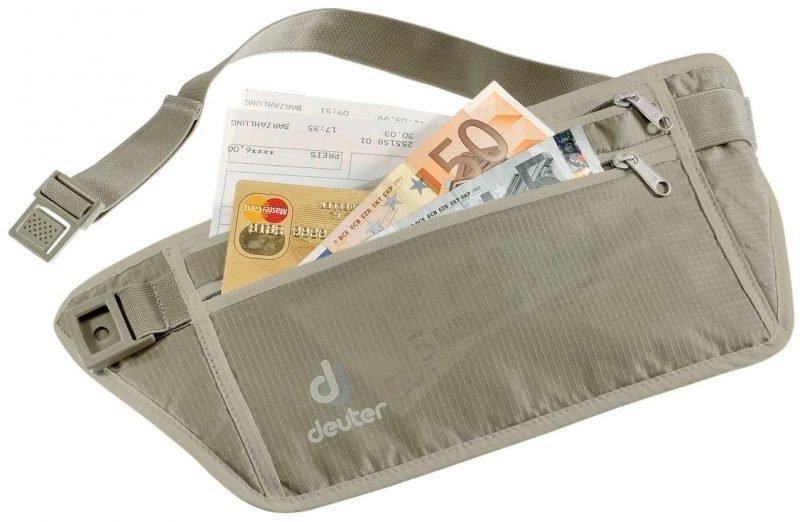 Deuter Security Money Belt I Sand