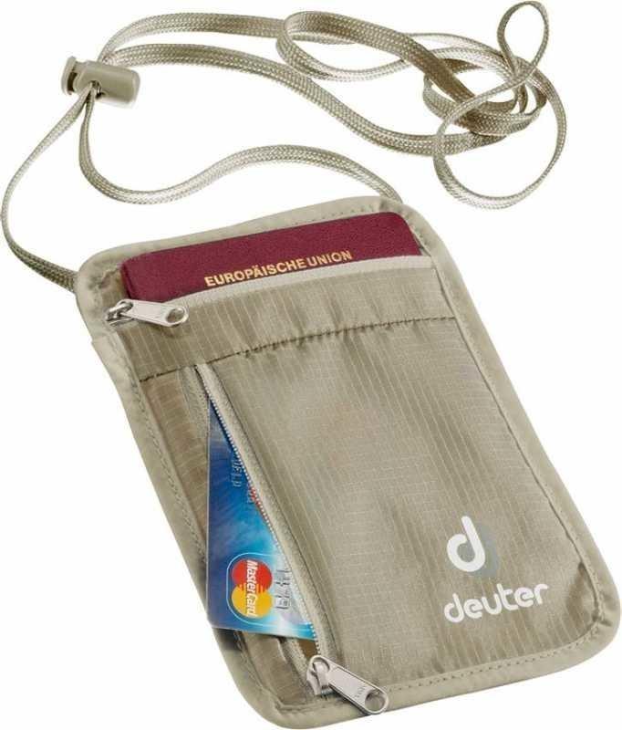 Deuter Security Wallet 1 Sand