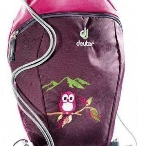 Deuter Sneaker Bag lasten lenkkarireppu pöllö