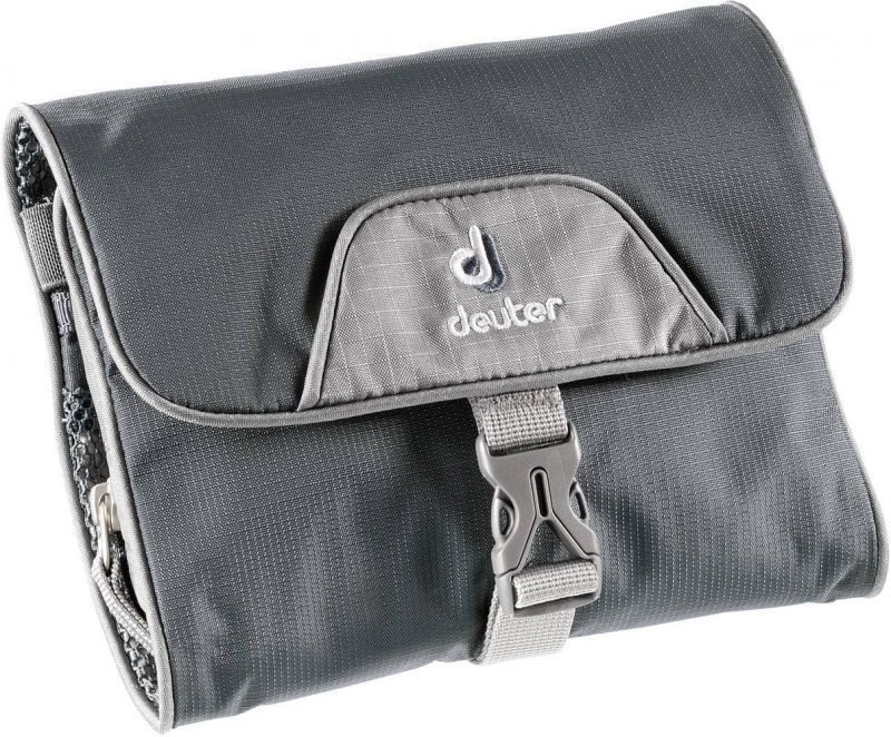 Deuter Wash Bag I Harmaa