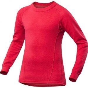 Devold Active Kid Shirt Punainen 2