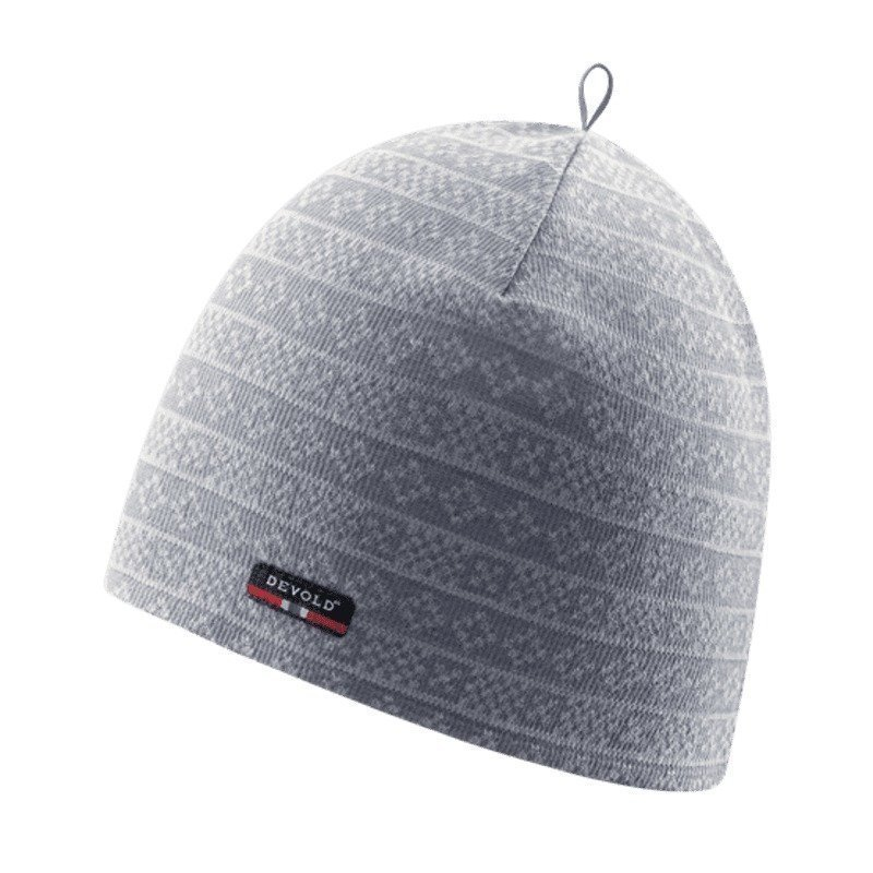 Devold Alnes Cap 58 Grey