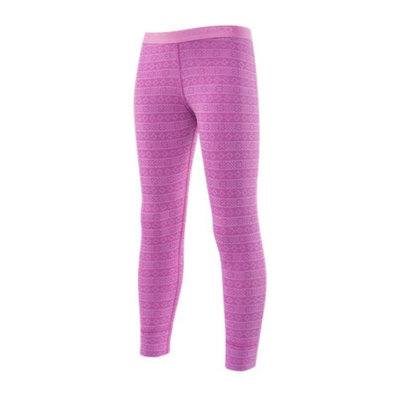Devold Alnes Kid Long Johns 8 Anemone