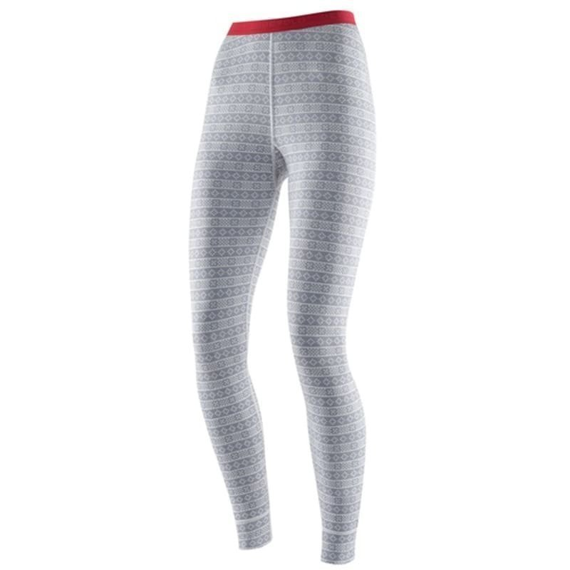 Devold Alnes Woman Long Johns M Grey