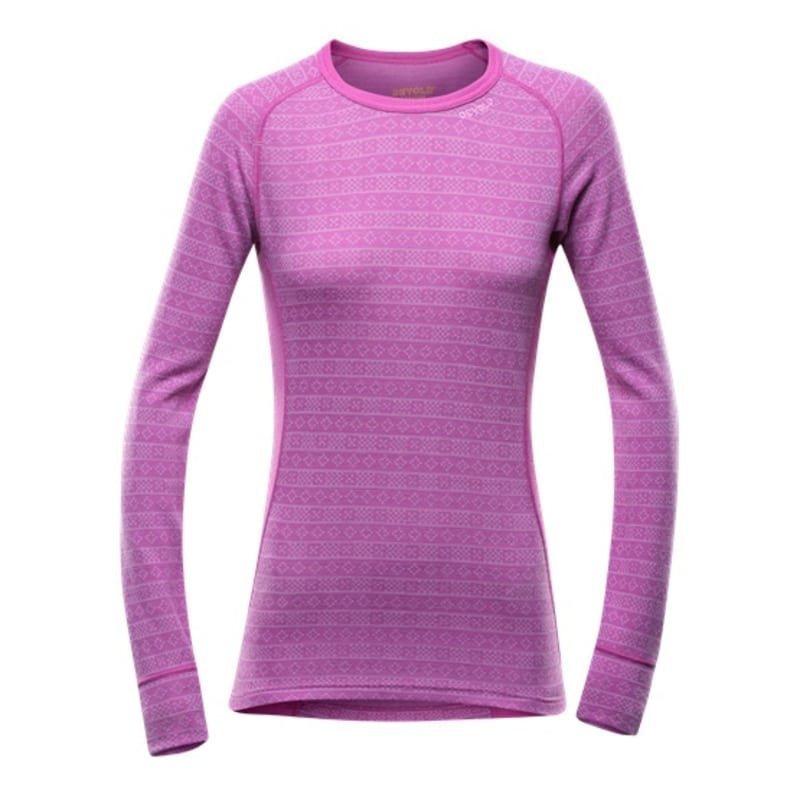 Devold Alnes Woman Shirt S Anemone