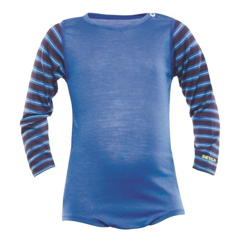 Devold Breeze Baby Body 92 MISTRALSTRIPES