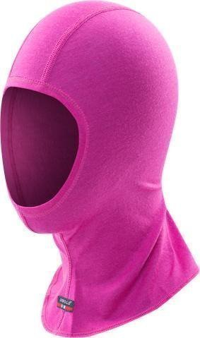 Devold Breeze Kid Balaclava Fuksia M