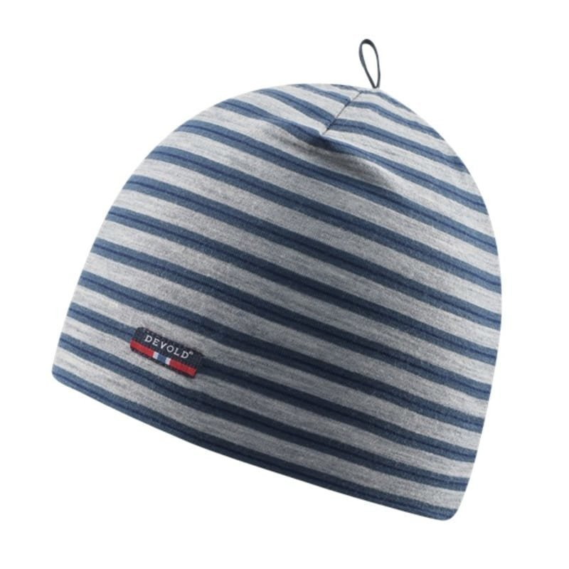 Devold Breeze Kid Cap 1SIZE Night Stripes