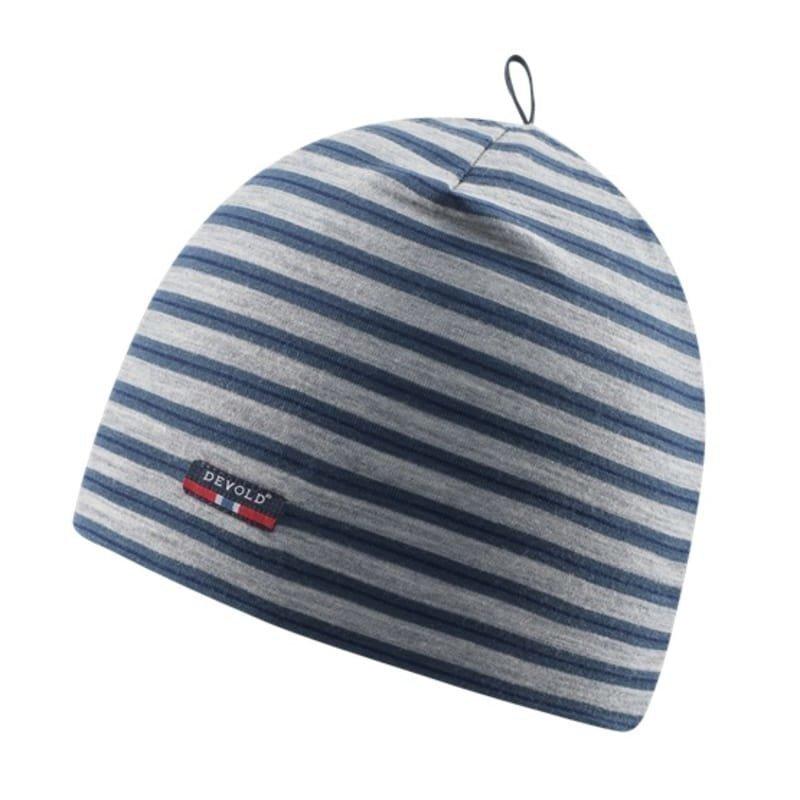 Devold Breeze Kid Cap 1SIZE Night Stripes