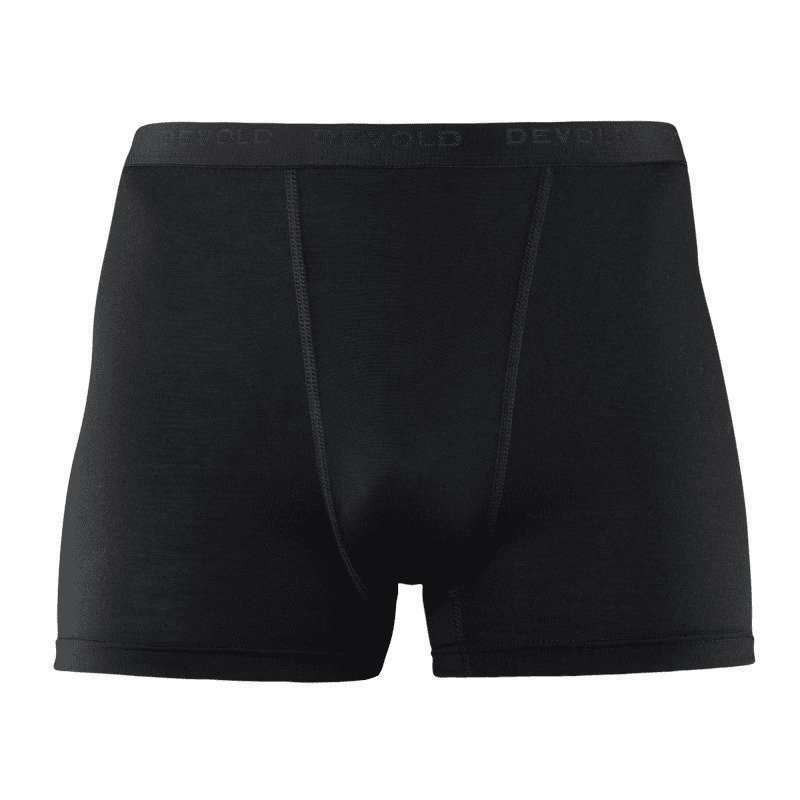 Devold Breeze Man Boxer S Black