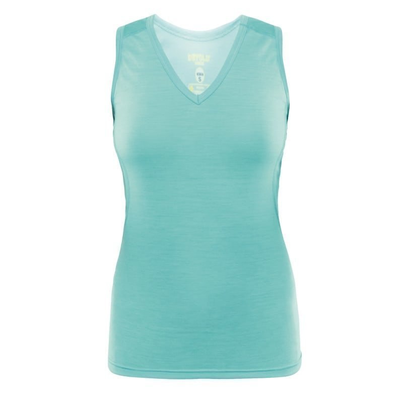 Devold Breeze Women's Singlet XS Bay