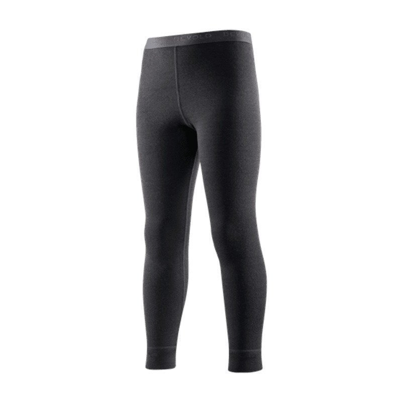 Devold Duo Active Junior Long Johns 10 Black
