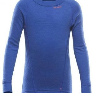 Devold Duo Active Kids Shirt Royal 8