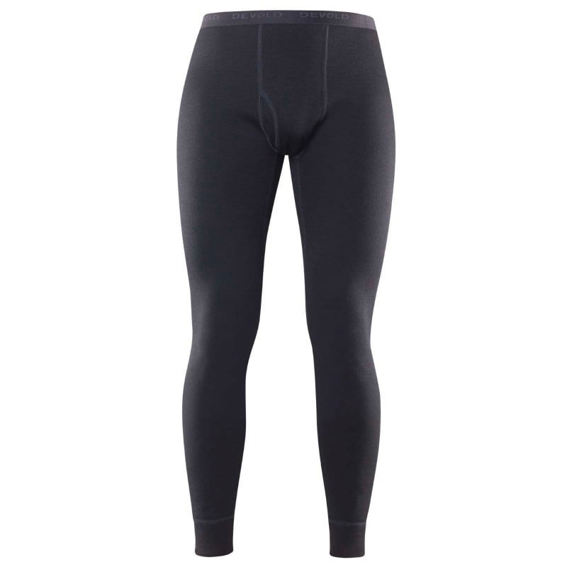 Devold Duo Active Man Long Johns W/Fly XXL Black