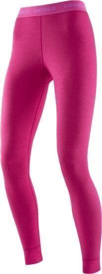 Devold Duo Active Woman Long Johns Raspberry XS