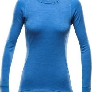 Devold Duo Active Woman Shirt Vaaleansininen M