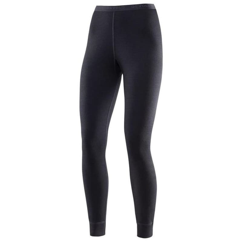 Devold Duo Active Women's Long Johns M Black