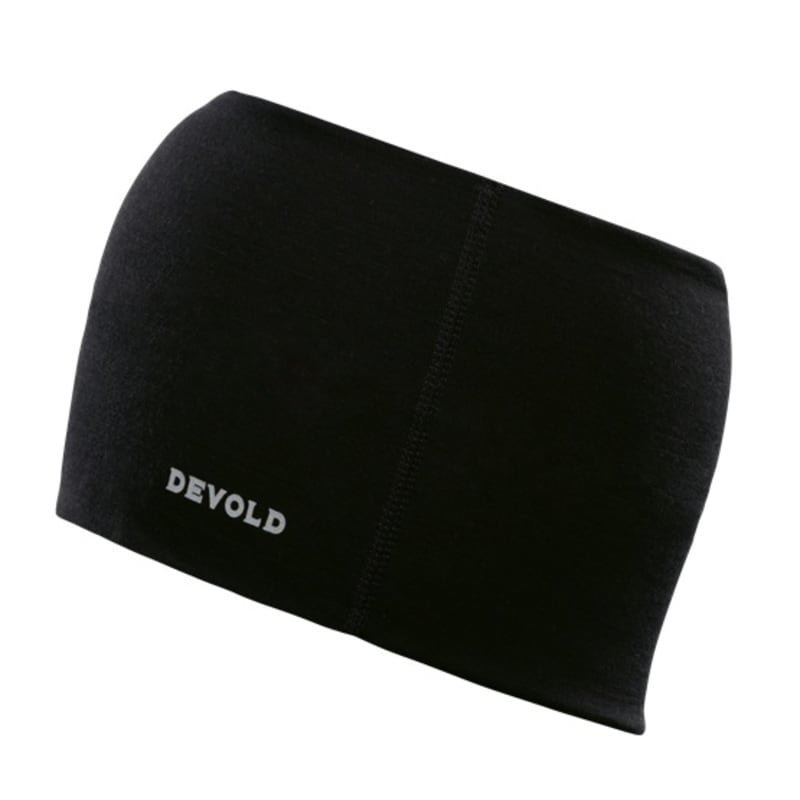 Devold Energy Headband 1SIZE Black