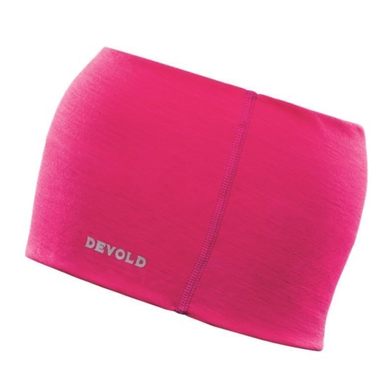Devold Energy Headband 1SIZE Watermelon