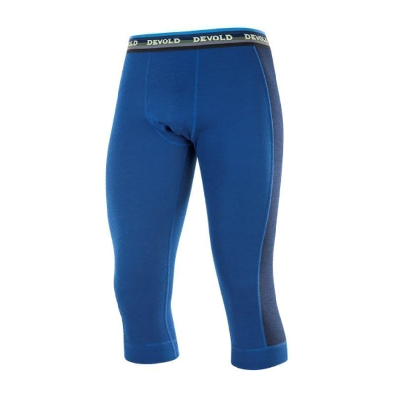Devold Hiking Man 3/4 Long Johns S Indigo