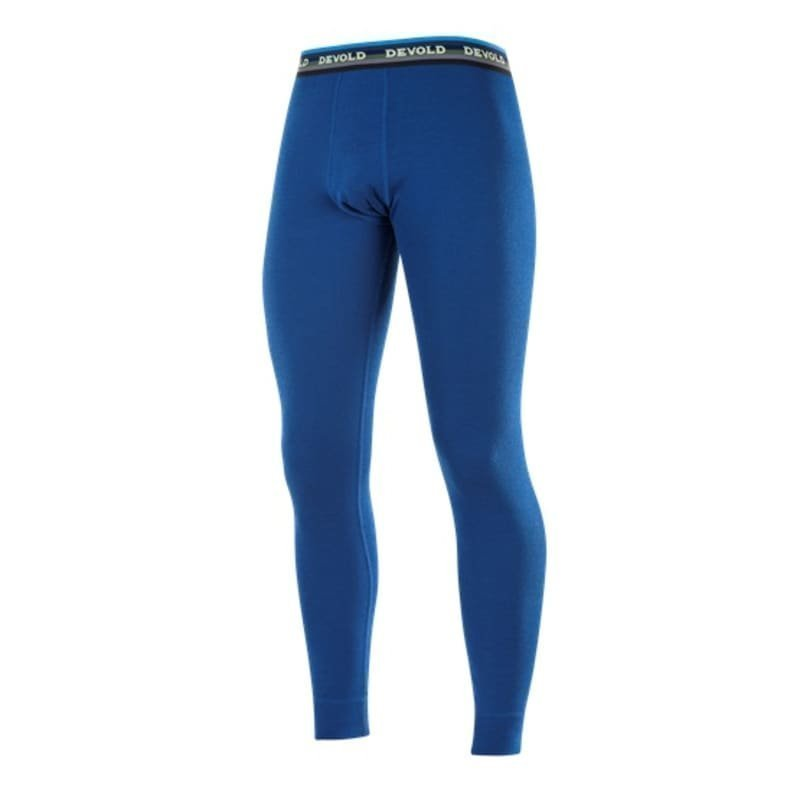 Devold Hiking Man Long Johns S Indigo