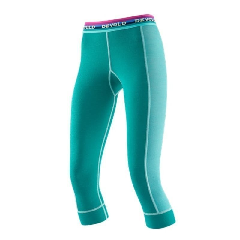 Devold Hiking Woman 3/4 Long Johns XS Lake