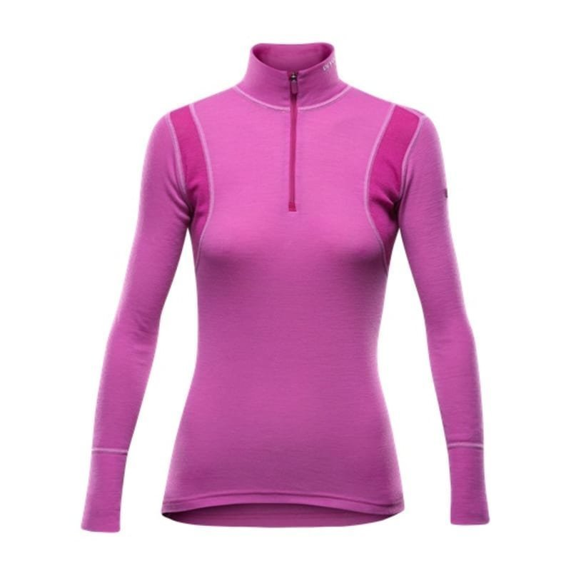 Devold Hiking Woman Half Zip Neck XS Anemone