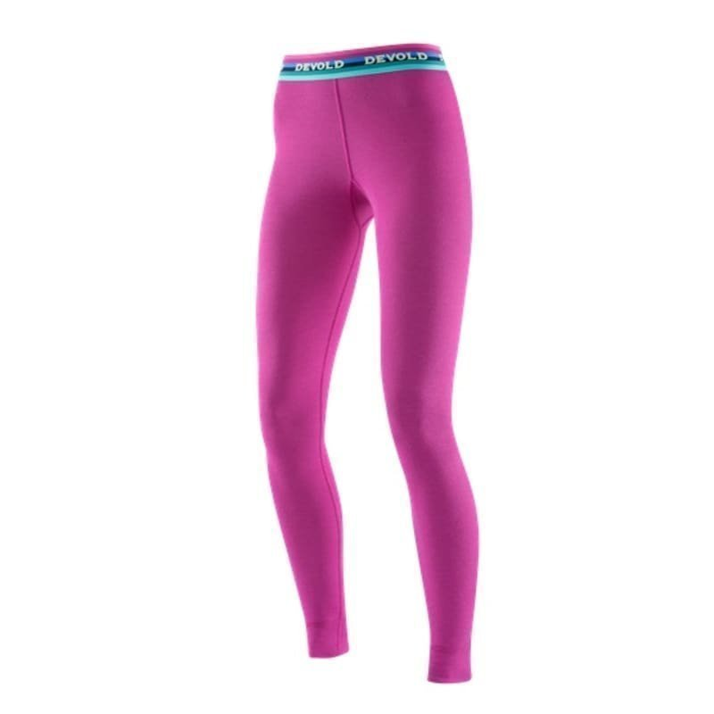 Devold Hiking Woman Long Johns M Orchid