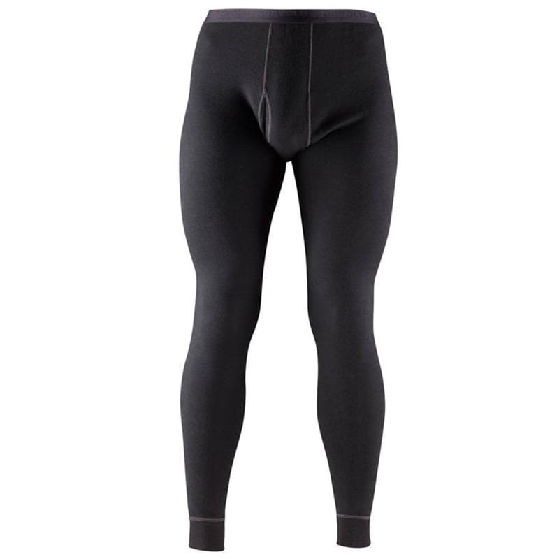 Devold Men's Expedition Long Johns S Black