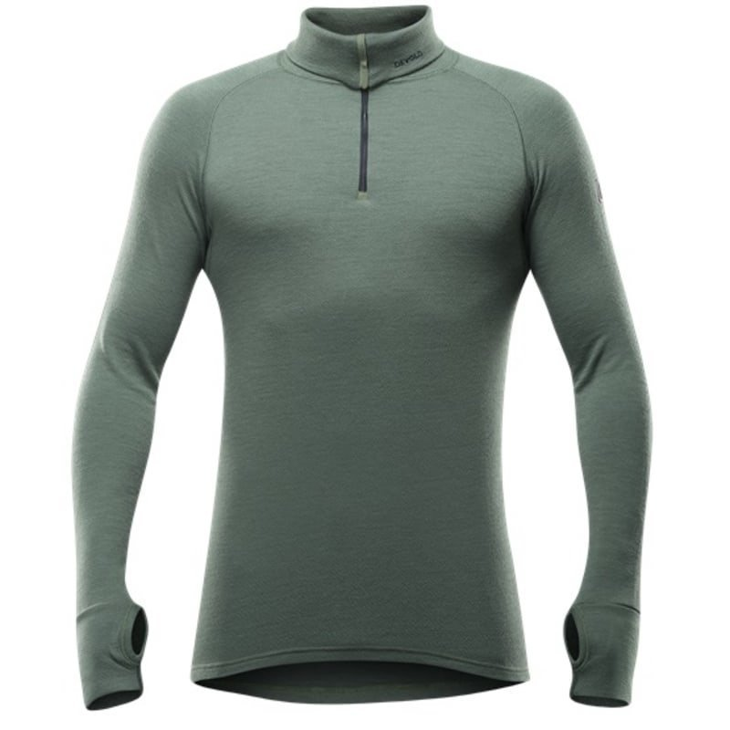 Devold Men's Expedition Zip Neck M Forest