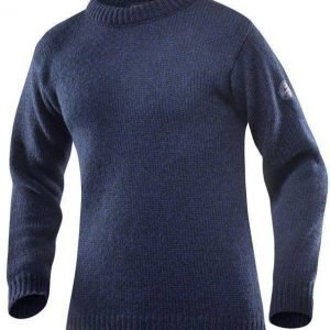 Devold Nansen Sweater tummansininen S