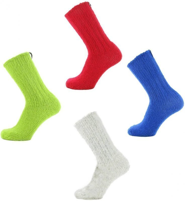 Devold Nansen -sukat Sininen M