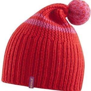 Devold Snowball Cap Punainen