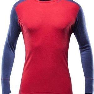 Devold Sport Man Shirt Punainen / Sininen S