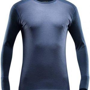 Devold Sport Man Shirt Tummansininen XL